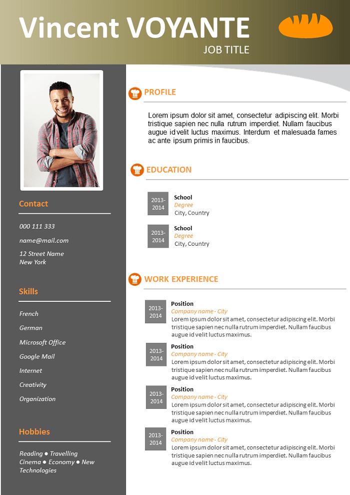 Resume Baker