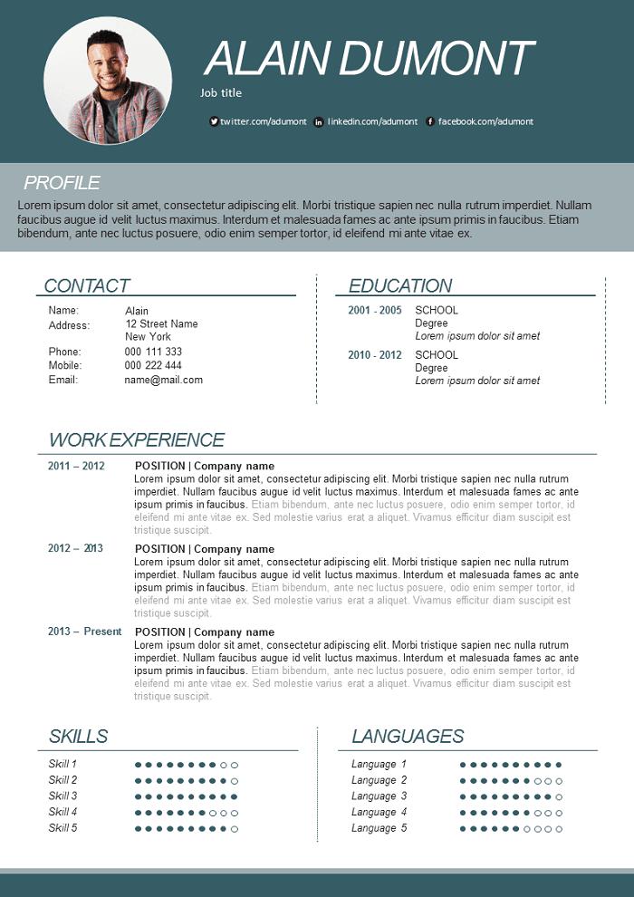 Durban Resume