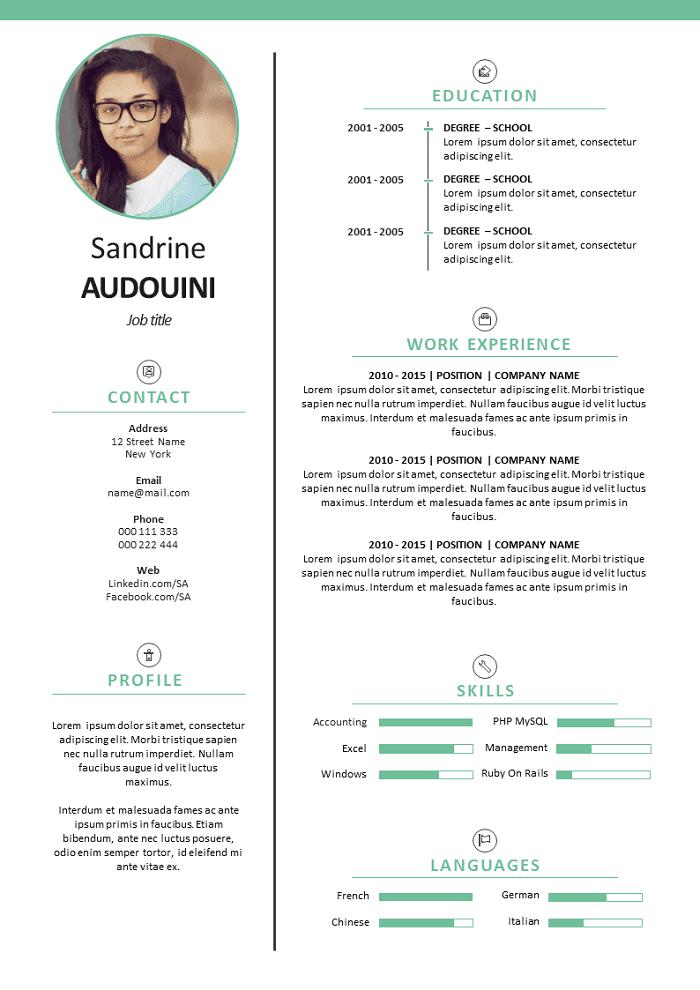 Convincing Resume