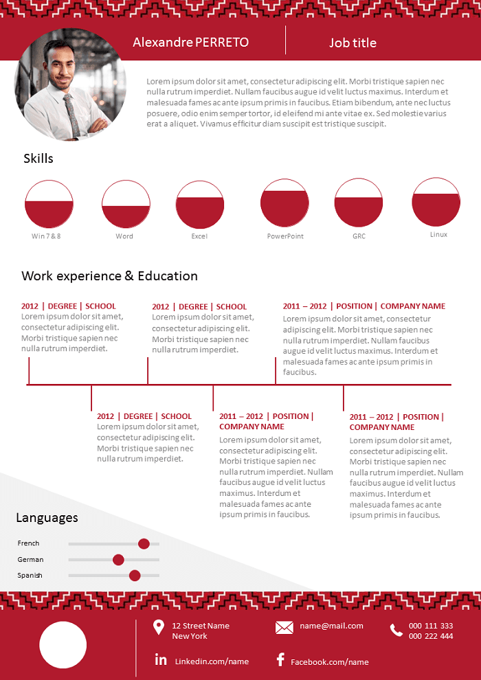 Redstone resume