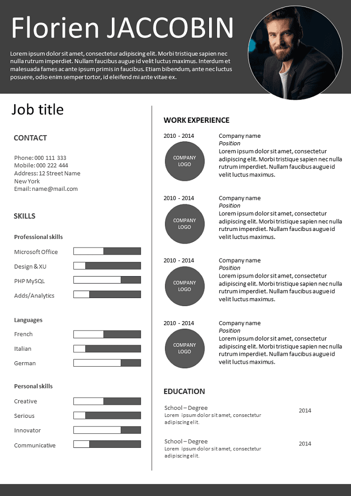 Improved REsume