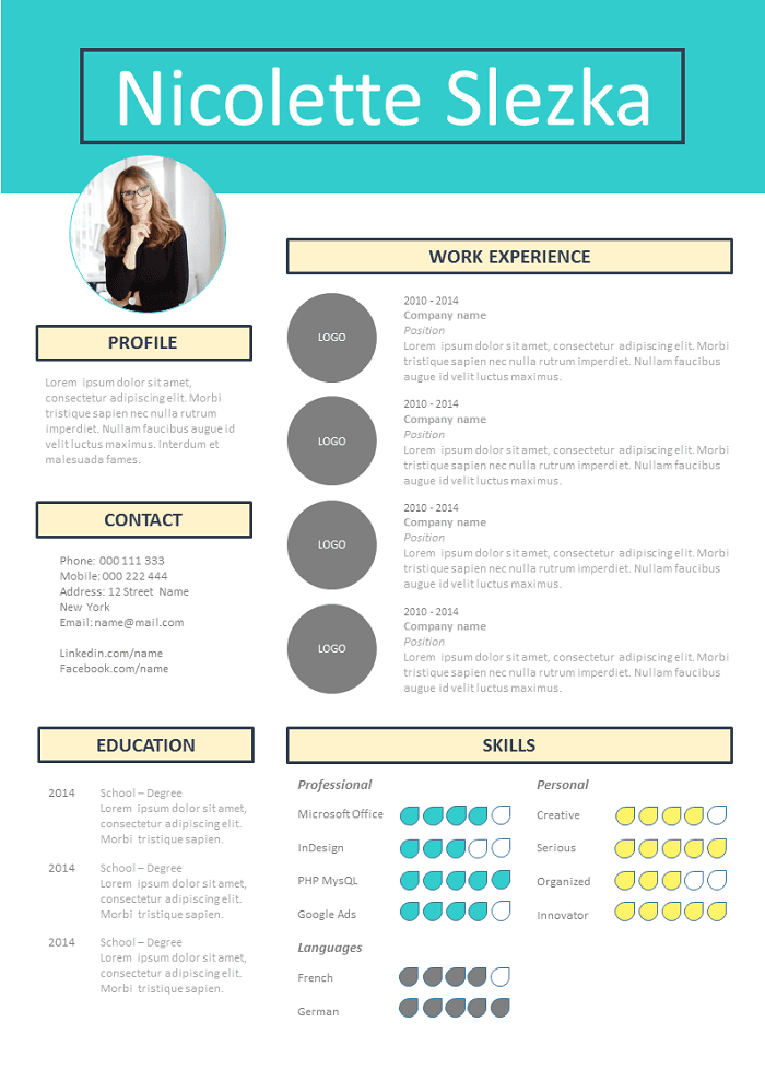Simple structure Resume