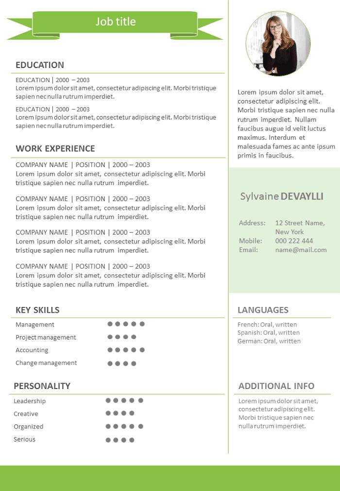 Resume Split