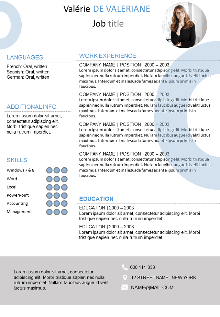Starting out Resume