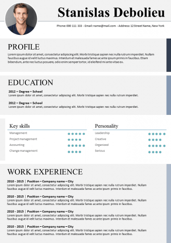 Oxford Resume