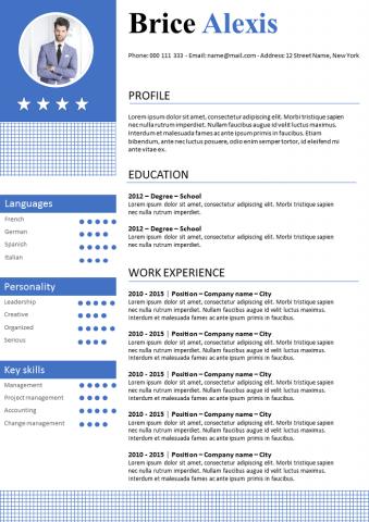 Harvard Resume