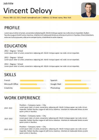 Berkeley Resume