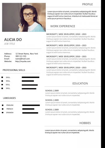 Resume Versatile