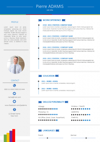 Plain and dynamic Resume