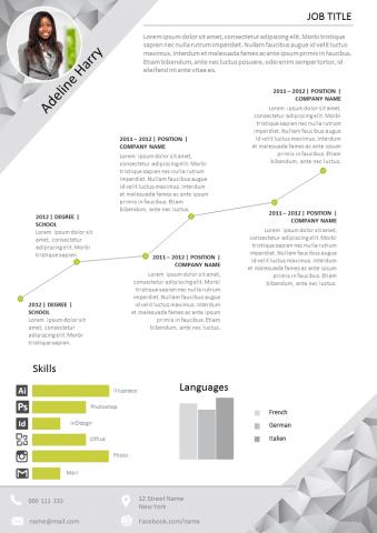 Marketing and Communication Resume