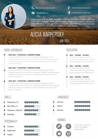 Graphic Resume