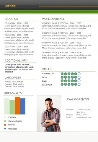 resume Up-to-date