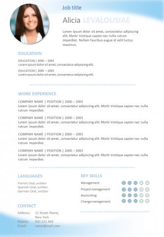 Resume Beginner