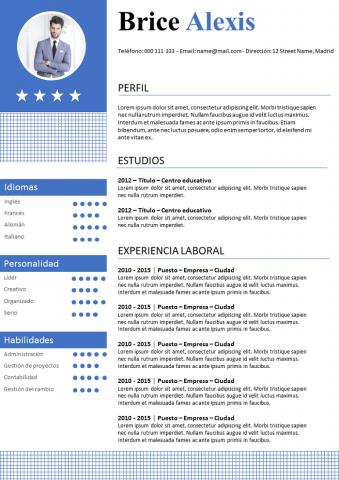 CV Harvard