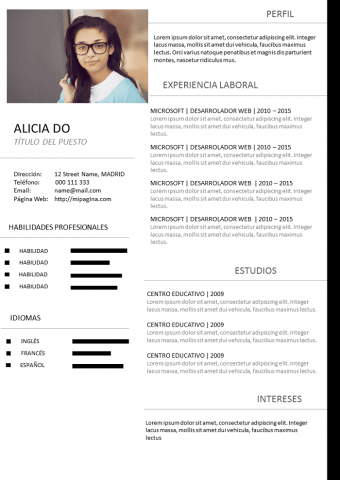 CV Polivalente