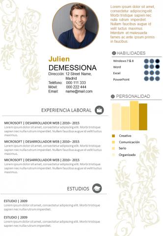 CV Dinámico