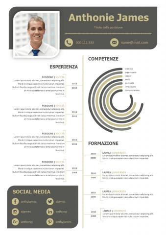 CV Grafico
