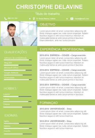 CV Gráfico