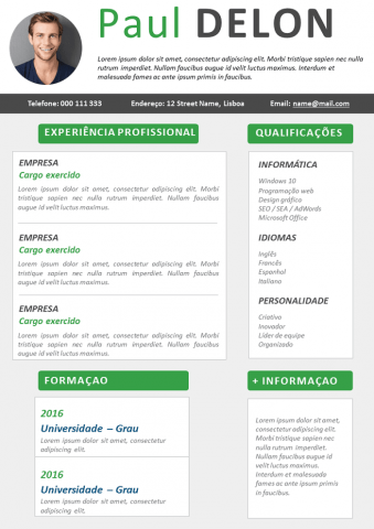 CV Original