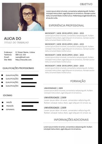 CV Versátil