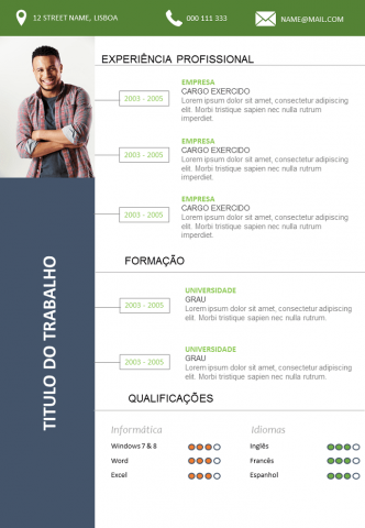 CV Profissional