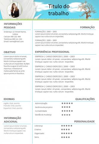 CV Paisagista