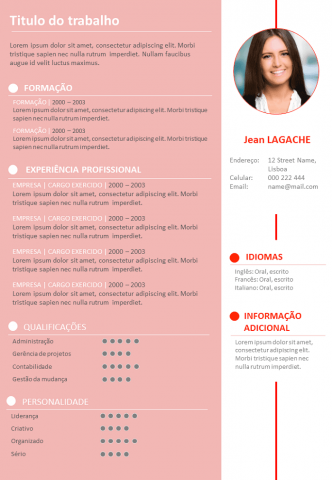 CV Rosa