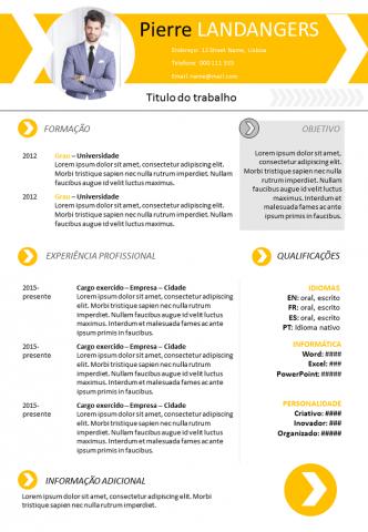 CV Moderno
