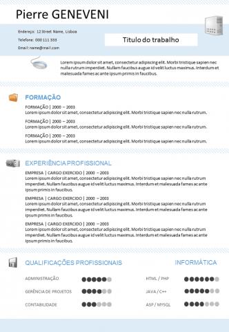 CV Tecnologia da Informação