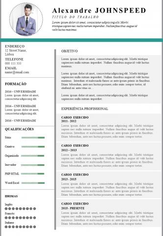 CV Alto Executivo / Dirigente